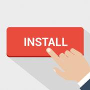 install a Dolibarr module